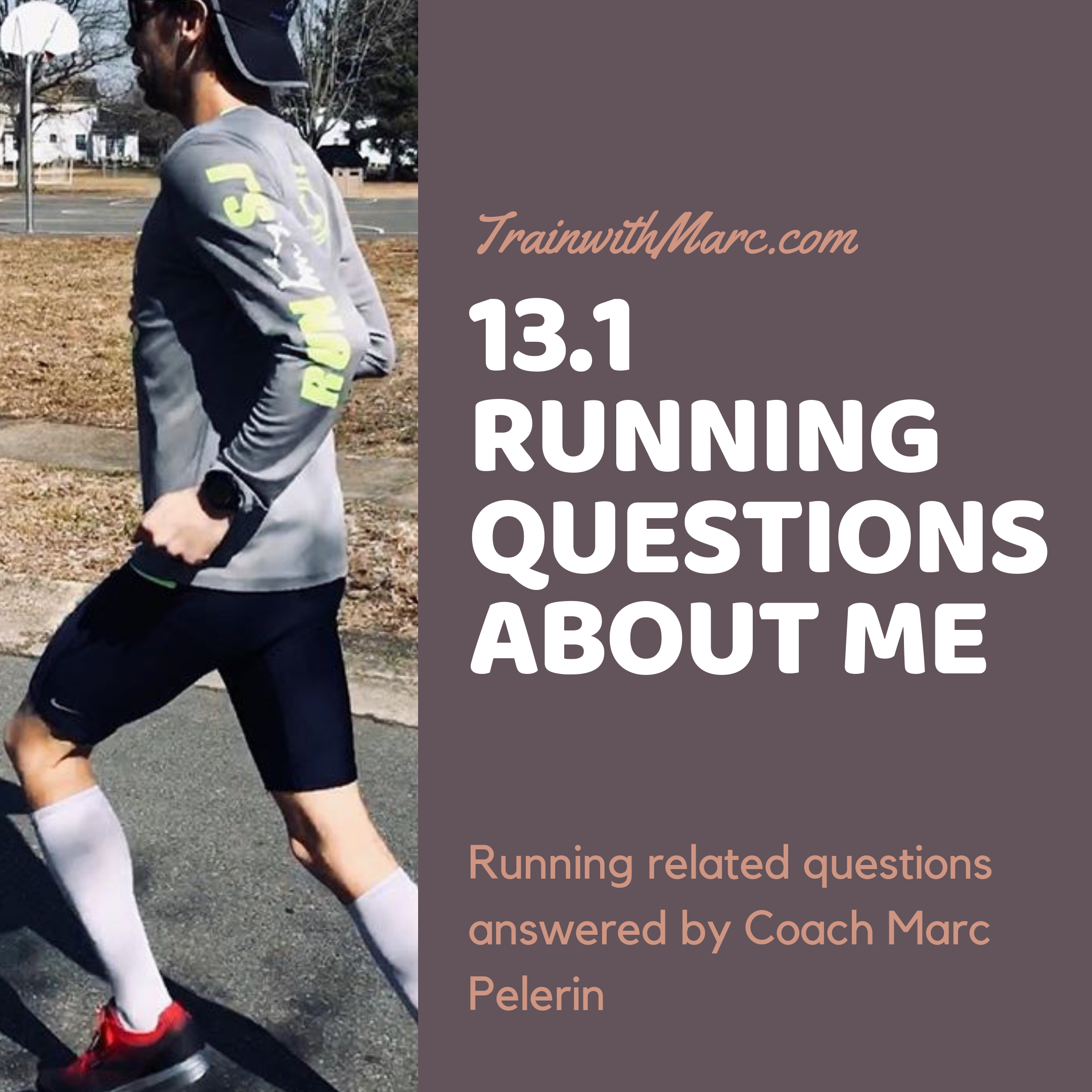 Running Questions for Marc Pelerin