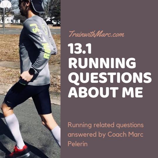Running Questions for Marc Pelerin