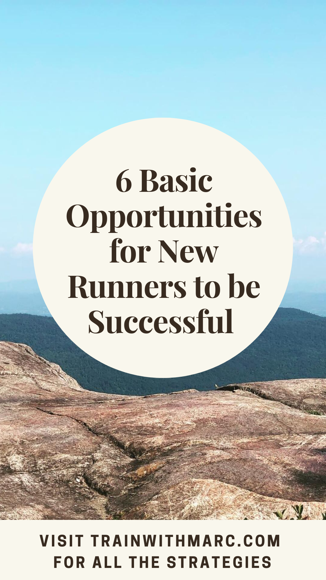 6 simple ideas for new runners to use so they can find running success