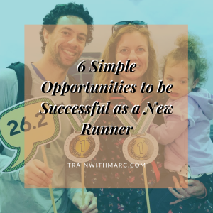 6 very simple opportunities for new runners to reach success