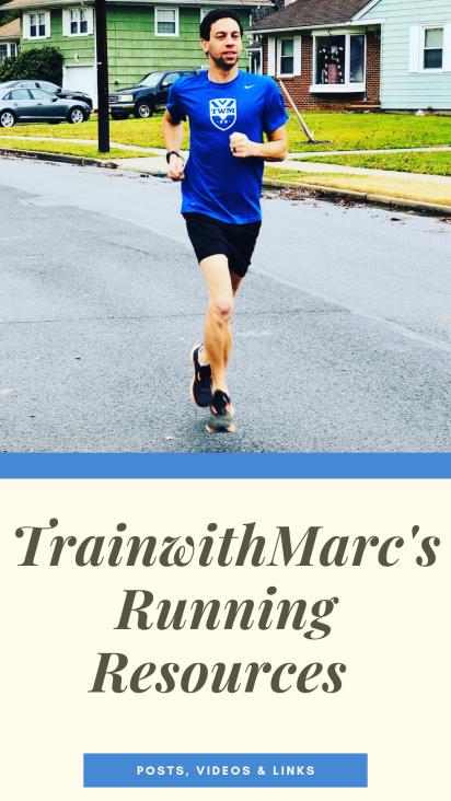 Running Resources from Online Running Coach