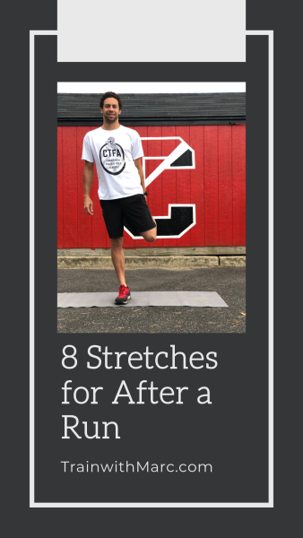 8 easy-to-follow stretching routine for distance runners
