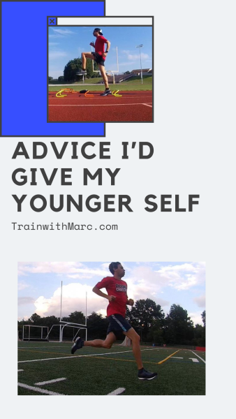 Running tips and advice I'd give to my younger self