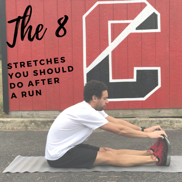 The 8 stretches to do after finishing a run