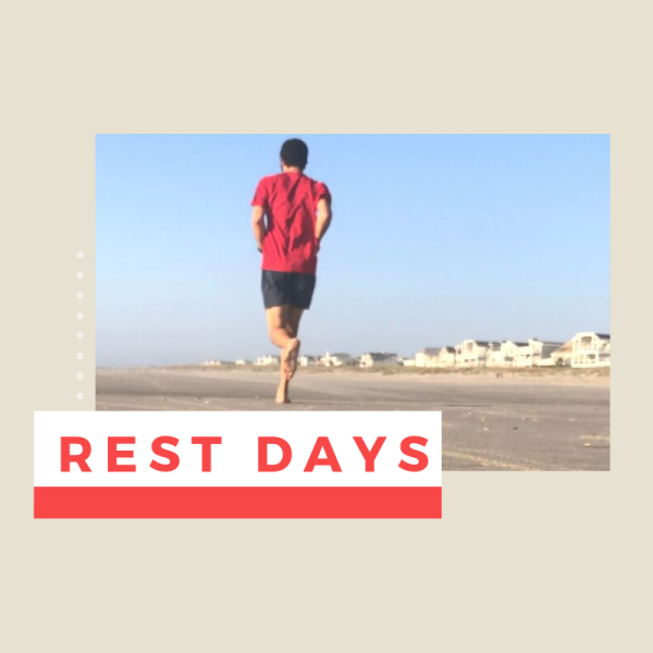 Rest days for runners