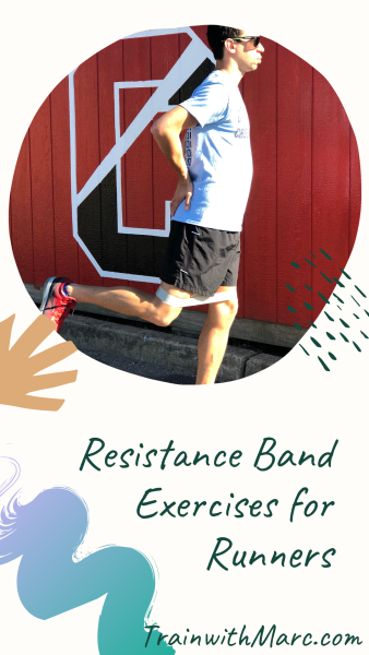 Strength training using resistance bands