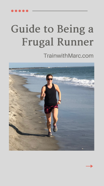 Runner-friendly tips to being frugal