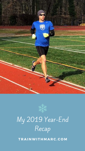 Reviewing my 2019 - coaching, running, and life lessons