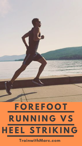 Improve your running by landing on your forefoot - drills and exercises included