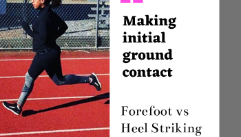 Fix your running form and improve your running efficiency
