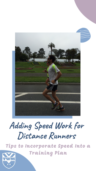 Speed training can help you set new PRs