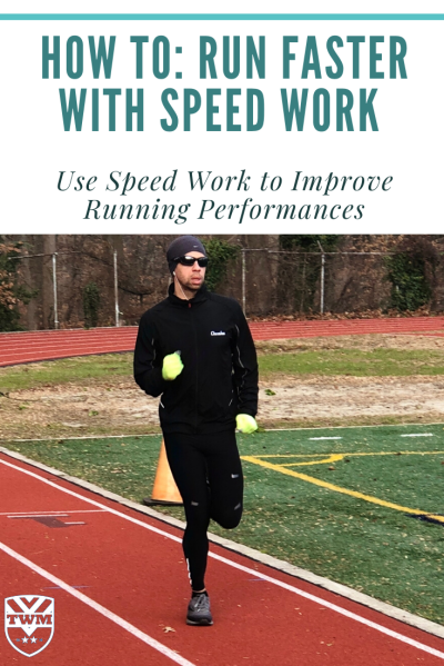 Use speed work to improve your running economy and efficiency