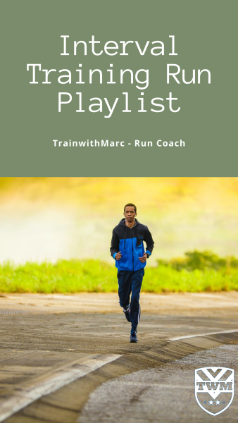 Improve your interval runs with the addition of music