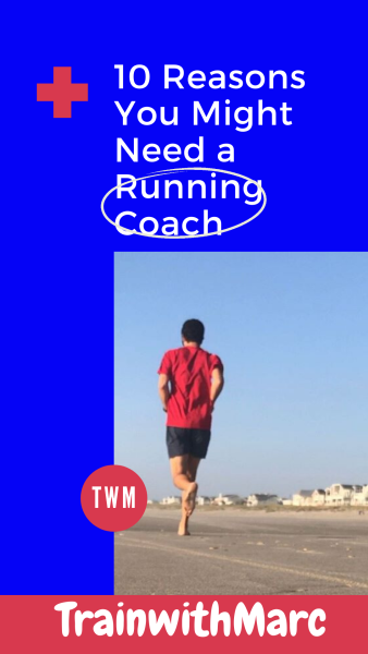 10 reasons you might need a running coach