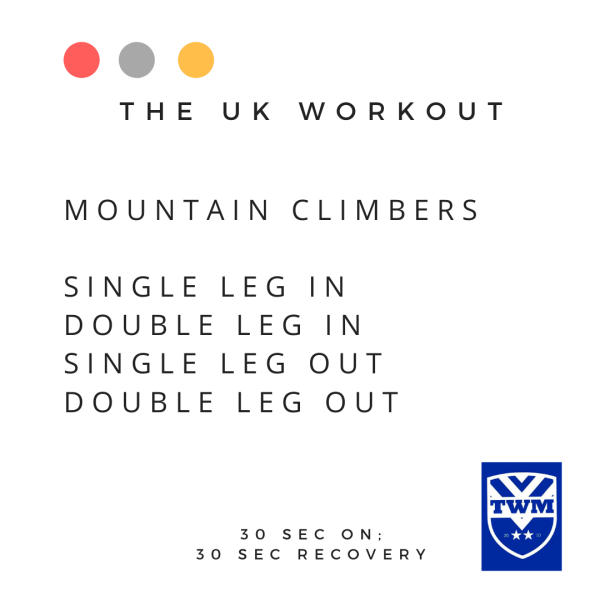 UK workout plyometric exercises