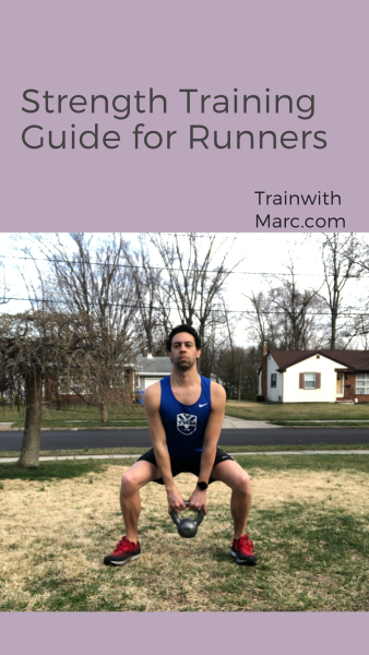 Strength training guide for runners looking to get started with strength work