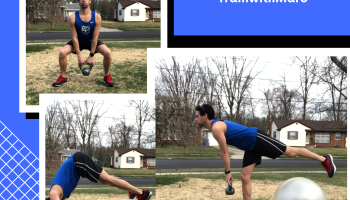 At-Home Workouts with Non-Traditional Equipment