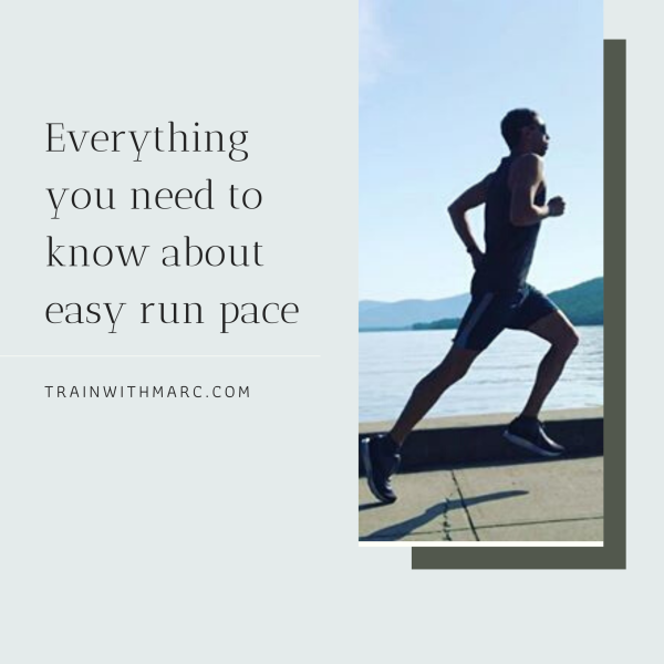 What you can do to make sure your easy run pace is in fact easy