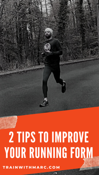 2 tips to improve your running form