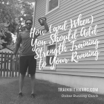 Using kettle bells are great for on-the-go exercises