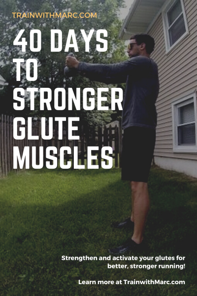 Using squats to improve my glute strength