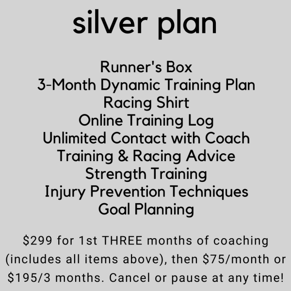 Details about TrainwithMarc's Silver Plan