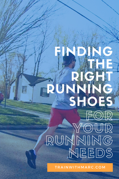 The right time to buy running shoes is after your peak race