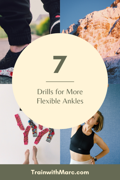 7 tips to keep runner's ankles strong