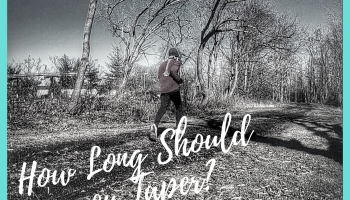 Need to taper for your next race? Here's what you should know.